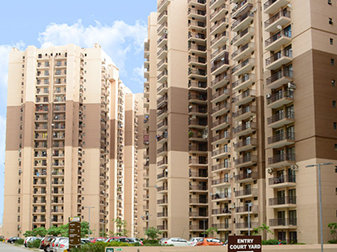 Blossom County - 3 BHK Flats in Noida Extension, Commercial