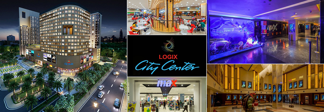 Logix City Centre - Best Project in Noida Extension - Logixgroup in