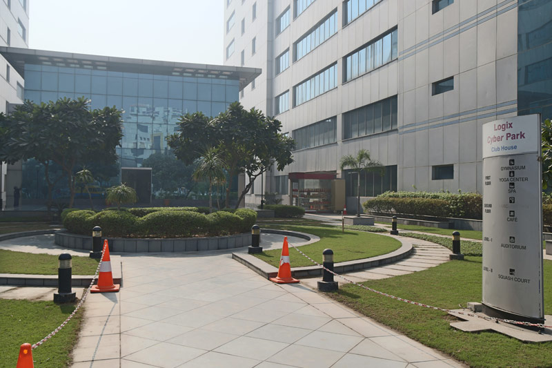 Logix Cyber Park - 3 BHK Flats in Noida Extension