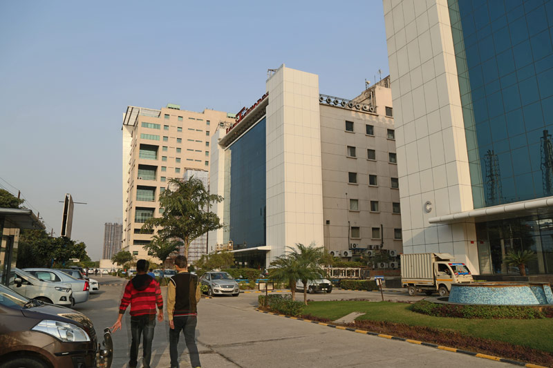 Logix Techno Park - Best 3 BHK Flats in Noida Extension - Logixgroup in